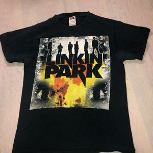 Lincoln park size small black band rock